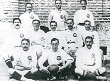 220px Madrid C.F. 1905 06 Real Madrid CF le plus grand club du monde