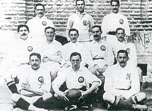 Real Madrid C.F. - Real Madrid team in 1906