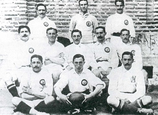 Madrid C.F. 1905-06