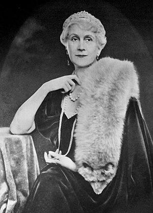 Miklós Horthy - Magdolna Purgly, wife of Admiral Miklós Horthy