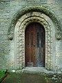 Main Door, St Mary's Church, Wreay - geograph.org.uk - 174080.jpg