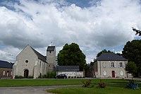 Mairie église Notre-Dame Poupry Eure-et-Loir France.jpg