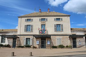 Habiter à Cormoranche-sur-Saône