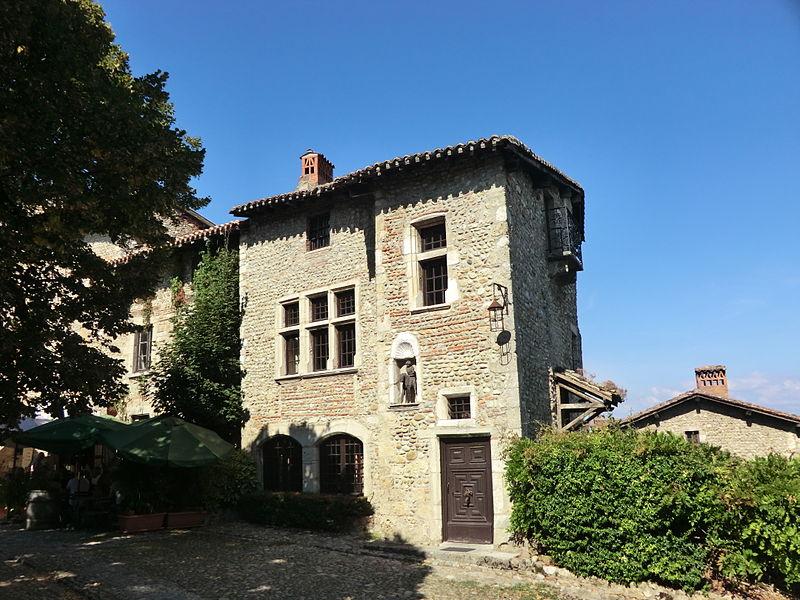 Maison du Petit-Saint-Georges