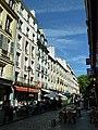 Maison natale du général Hoche - 18 rue de Satory - Versailles - Yvelines - France - Mérimée PA00087762 (1).jpg