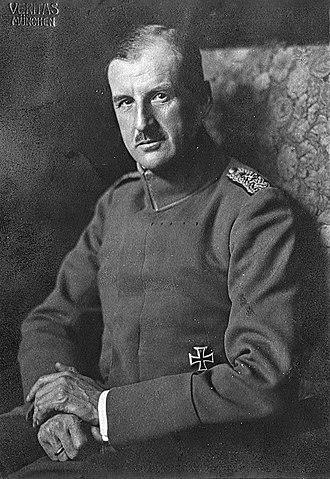 Otto von Lossow - Image: Major v. Lossow
