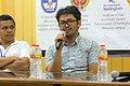 Makbul Mubarak at ASEACC 10, Yogyakarta, 2018-07-25.jpg