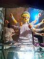Making of Durga Idol in kumartoli at Kolkata.jpg