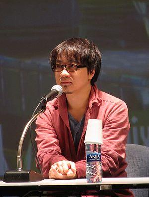 Makoto Shinkai - Makoto Shinkai in Moscow 2013
