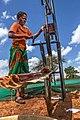 Makueni woman fetching water.jpg