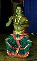 Male Kuchipudi dancer Gopiraj from Visakhapatnam 02.jpg