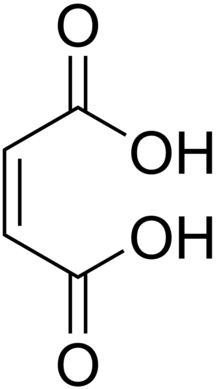 Maleic acid structure.png