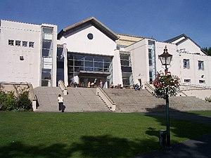 Festival Theatre, Malvern - The modern Malvern Theatres Complex