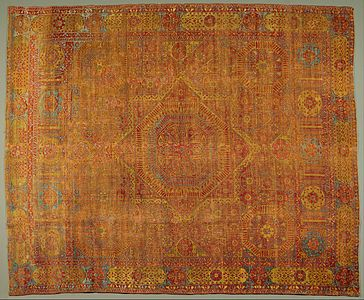 Mamluk Carpet, Egypt - Google Art Project.jpg