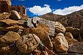 Mani Wall near Nyphu Gompa (15409454003).jpg