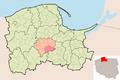Map - PL - powiat koscierski - Stara Kiszewa.PNG