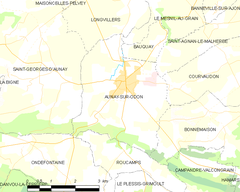 Map commune FR insee code 14027.png