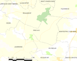 Map commune FR insee code 32329.png