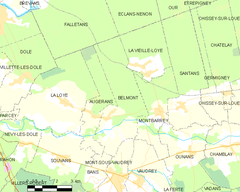 Map commune FR insee code 39048.png