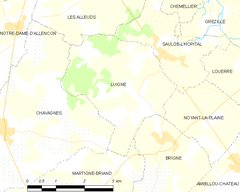Map commune FR insee code 49186.png