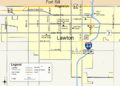Map of Lawton OK.png