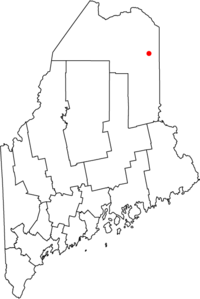Map of Maine highlighting Presque Isle.png