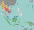 Map of Southeast Asia(zh-hans).png