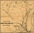 Map of the Chicago, St. Paul & Fond du Lac Railroad. LOC 98688631.tif