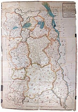 Cartina Geografica Della Brianza.Brianza Wikipedia