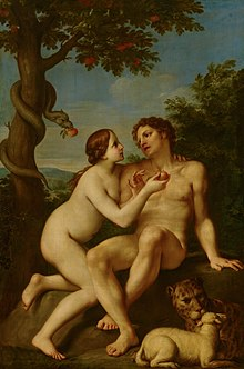 Marcantonio Franceschini - Adam and Eve - 316 - Mauritshuis.jpg
