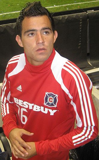 Marco Pappa - Marco Pappa while with Chicago Fire