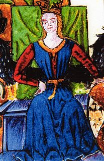 Maria, Queen of Sicily Queen Regnant of Sicily, Duchess regnant of Athens and Neopatria, Crown Princess consort of Aragon