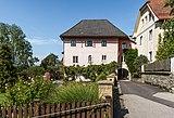 Maria Saal Bischofweg 1 Kanonikatshaus S-Ansicht 17092018 4686.jpg