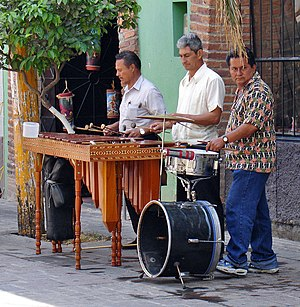 Marimba - Folk and popular marimba