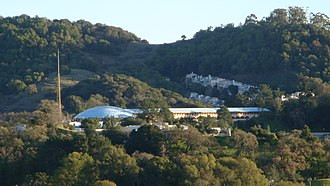 Marin County, California - Marin County Civic Center