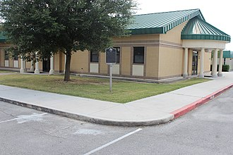 Marion, Texas - Marion public library