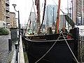Marjorie in South Dock 6602.JPG