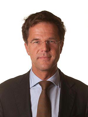 First Rutte cabinet - Mark Rutte