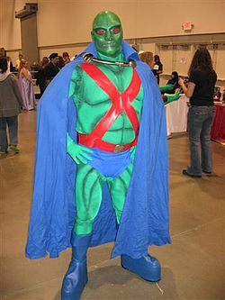 Martian Manhunter Jim Reynolds által