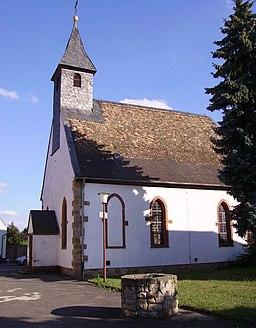 Martin Luther Kirche Schifferstadt 01