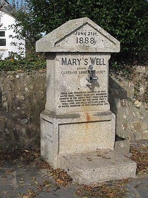 Illogan - Mary's Well
