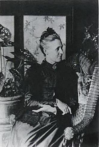 William Hyde Rice - Mary Waterhouse Rice