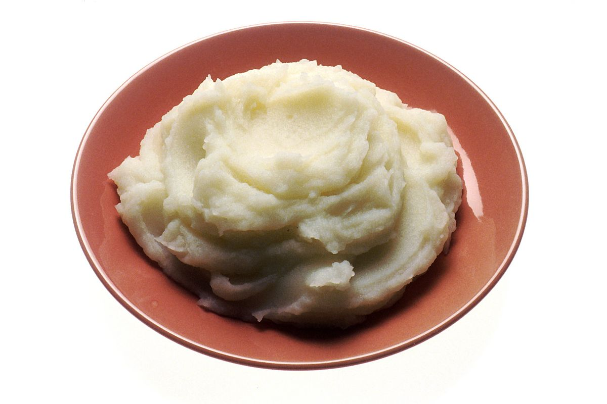 Mashed Potatoes Food Processor Recipe