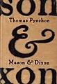 Mason & Dixon (1997 1st ed jacket cover).jpg