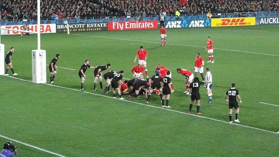 Match NZ-Tonga