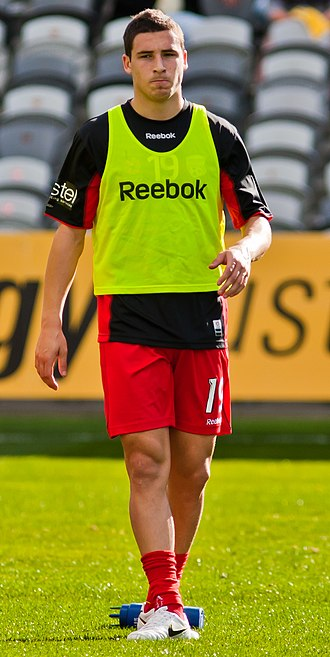Mathew Leckie - Leckie with Adelaide United in 2010