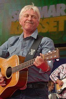 Mats Rådberg Swedish country singer