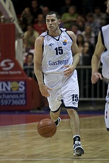 Matt Bauscher American basketball player
