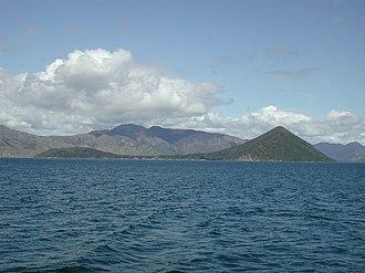 Maud Island - Maud Island viewed from northeast