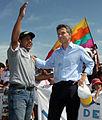 Mauricio Macri inauguró obras de puesta en valor del Parque Indoamericano (6544132337).jpg
